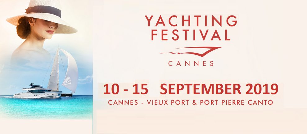 Cannes Yacht Festival 2019